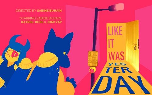 Like It Was Yesterday poster