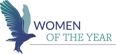 2020 Women of the Year logo