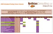 Anthias Consulting calendar of courses