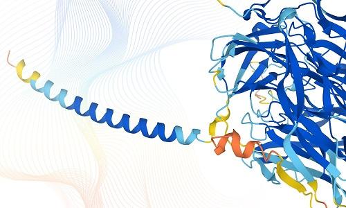 DNA abstract image_ credit: Karen Arnott, EMBL-EBI