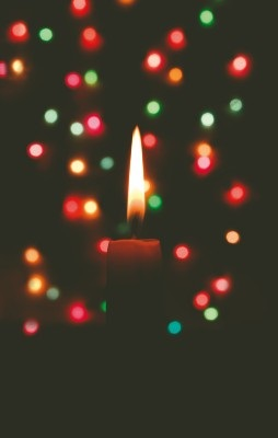 Light up a Life_ candle