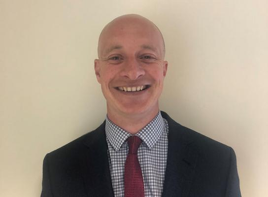 Adam Woodward, Financial Planner