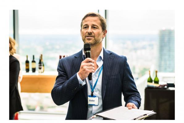 Andrew Gomarsall, Chairman of N2S