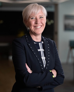 Anna Anthony, UK Financial Services Managing Partner at EY