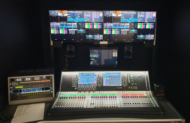 dB Broadcast has delivered a new fully equipped studio for Berkeley Studios International (BSI)