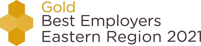 Best Employers Gold logo