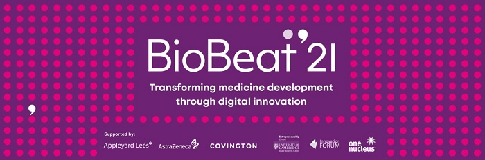 BioBeat 21 banner