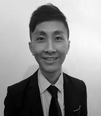 Brice Oh, Asia-Pacific Sales Director, H.E.L Group