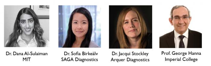 cancer diagnostics summit speakers collage