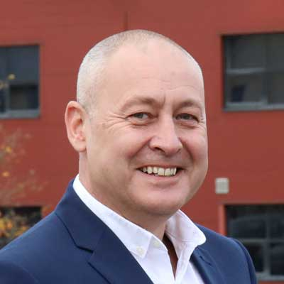 Chris Ames, Commercial Manager, OSI Electronics UK, St Neots.