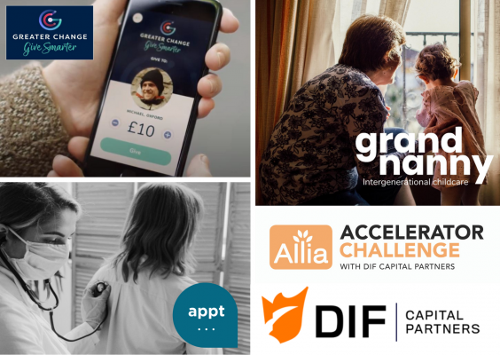 collage_ winning ventures awarded in the the DIF-Allia Accelerator Challenge