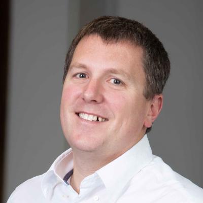 David Warwick, Director, eg technology