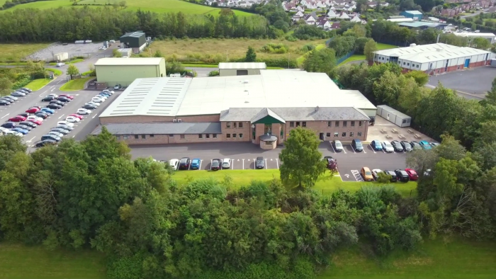 premises in Northern Ireland