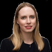 Lawyer Emma Webster