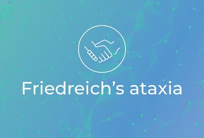 Healx banner_ Friedreich's ataxia