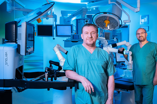 Versius has been introduced into Klinikum Chemnitz in Saxony, where it will be used across general surgery