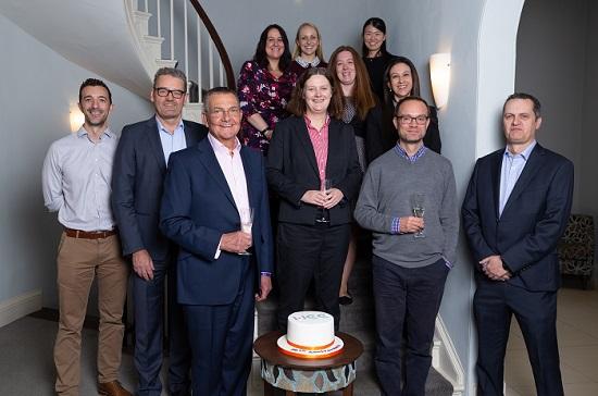 HEE team celebrates 15th anniversary