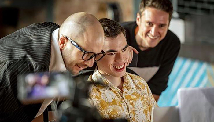Harry Hill Charity Webcast with WaveFX
