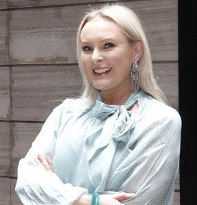 Presenter and environmental campaigner Heather Suttie