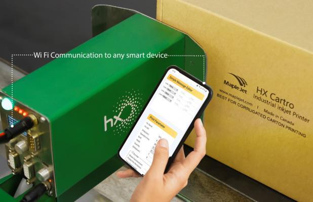 Hx Cartro & mobile communication app