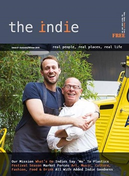 INdie 6 cover