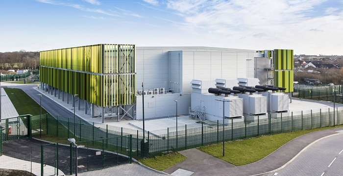 Kao Data building