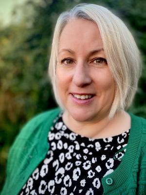 Kelly Vickers, Head of Business Development, Living Sport