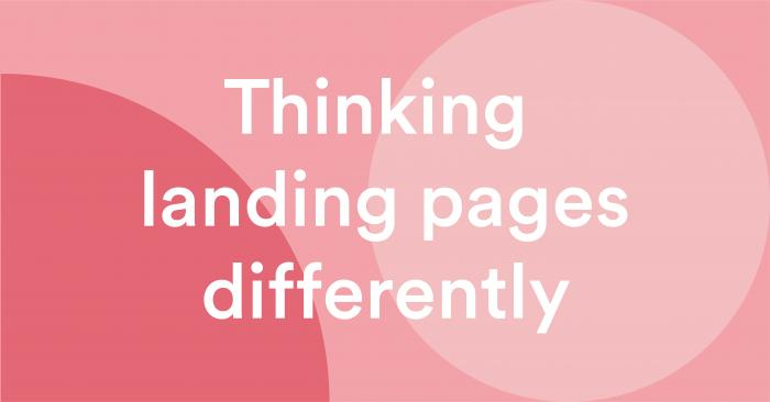 Thinking landing pages differently_banner
