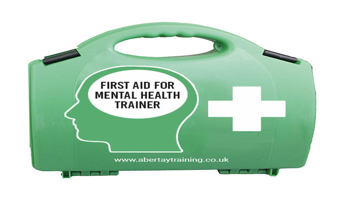 mental health first aid - box