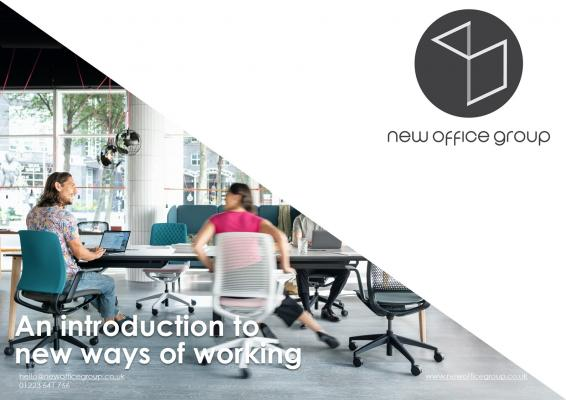 New Office Group - 'An introduction to new ways of working'  banner