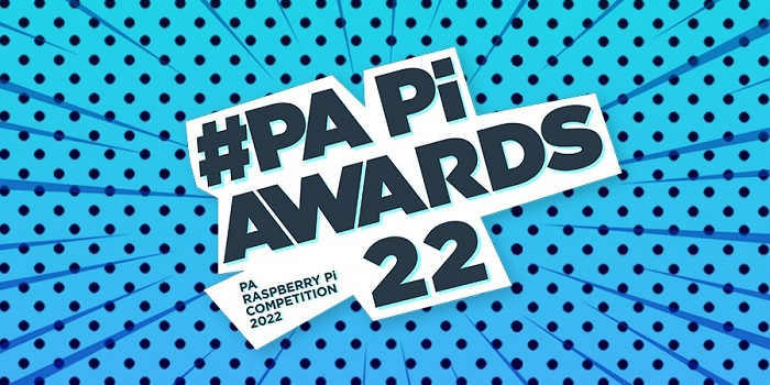 Raspberry Pi PA competition 21/22 banner