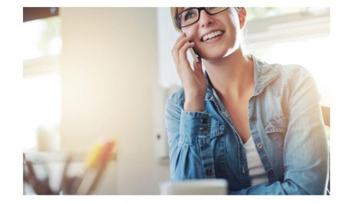 Help desks make us happy