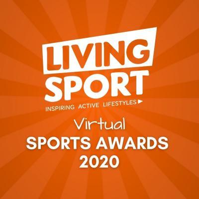 Living Sports Awards banner
