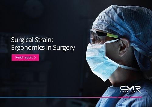 Surgical strain - ergonomics in surgery - report image