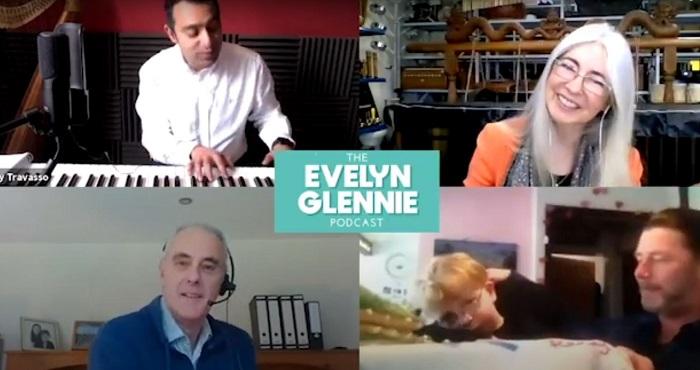 The Evelyn Glennie Podcast screenshot