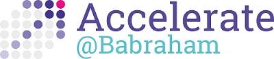 Accelerate@Babraham logo