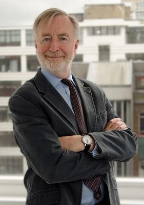 Professor John Martin, Chairman of SGSC