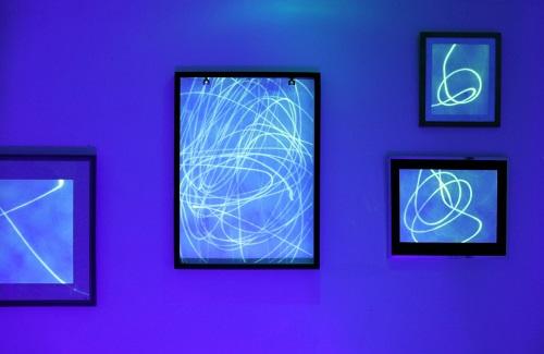 Touching Light - Photoluminescence as Photography by Samuel Richardson