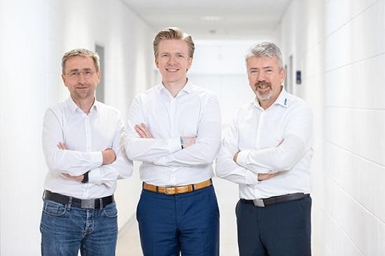 Holger Ostermann, Torben Segelken, Andreas Segelken, coe