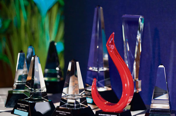 Business Weekly awards
