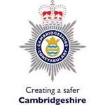 Cambs Police badge