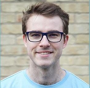 PhD student James Allingham