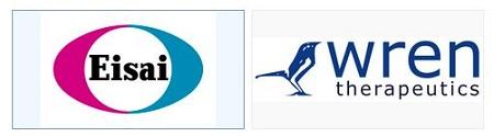 Eisai and Wren logos