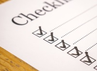project management checklist- Image by TeroVesalainen on Pixabay