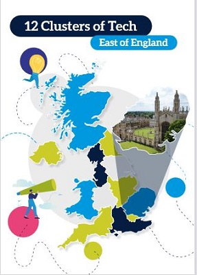 12 Clusters of Tech_ East of England_report cover