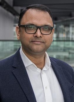 Praveen Shankar, EY UK & Ireland Head of Technology, Media and Telecommunications (TMT)