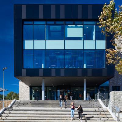 Anglia Ruskin University's New School of Medcine. Uses Speedwell Exam Software