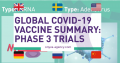 Vaccine landscape banner