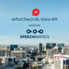 Speechmatics partners with what3words_banner
