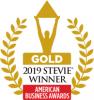 2019 Stevie Winner logo